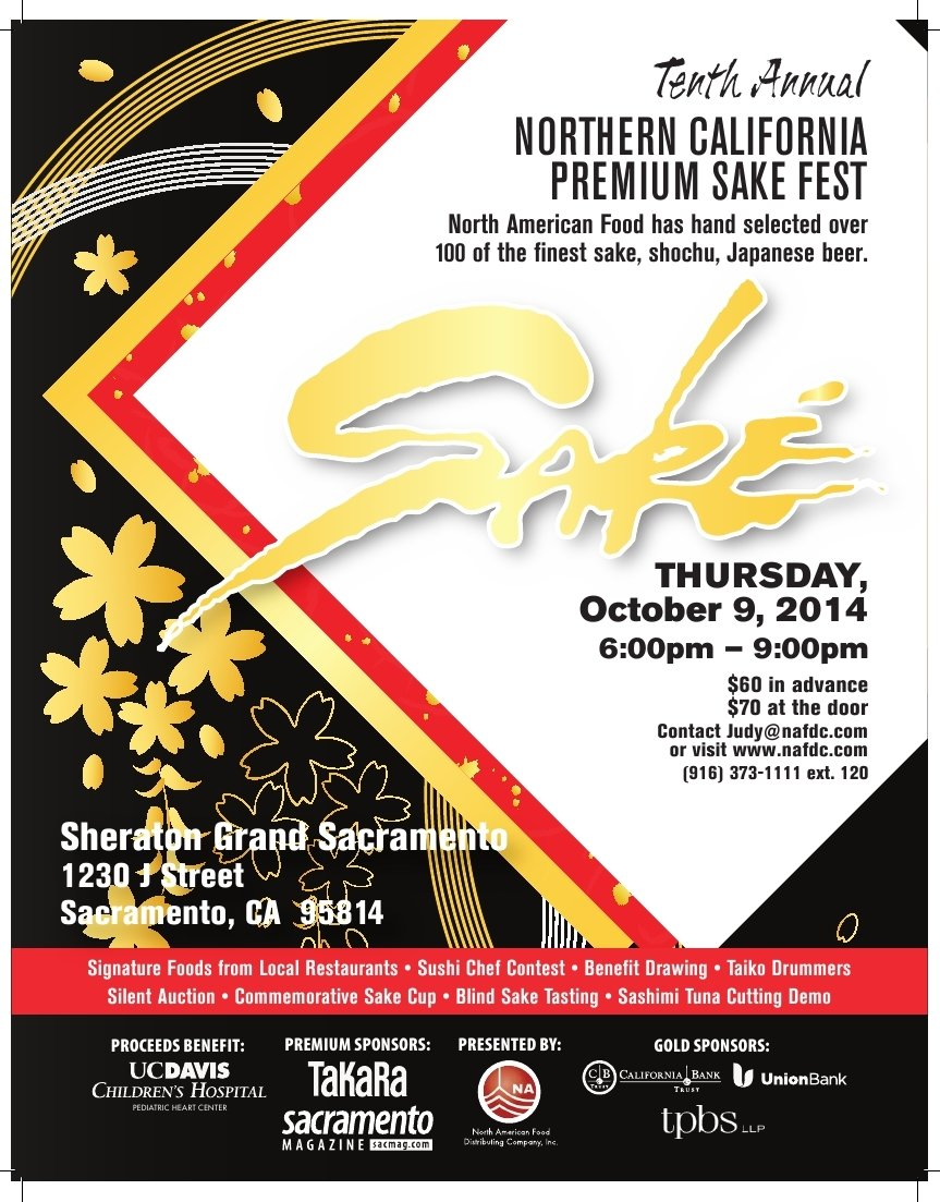 10th Annual Premium Sake Fest