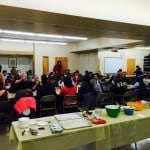 Monday Classes Potluck - January 2015